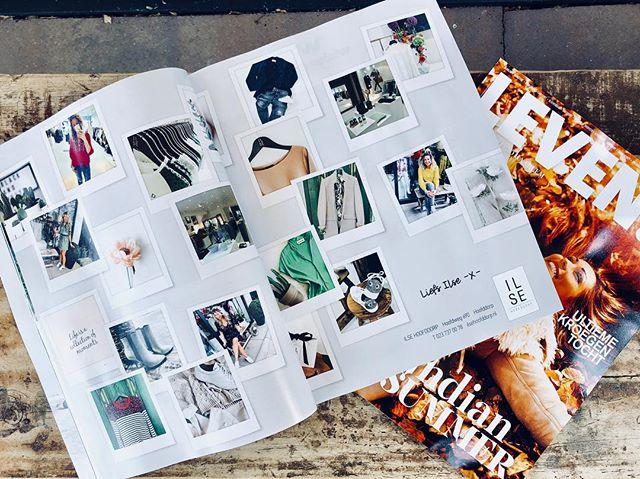 ILSE In Het LEVEN HAARLEM Magazine!