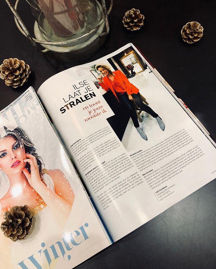 ILSE In LEVEN Magazine HAARLEM